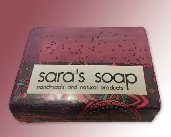 Patchouli & Orange, handgemachte Seife, sara's soap